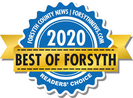Best of Forsyth Reader's Choice 2020