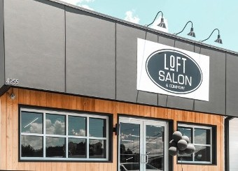The Loft Salon Location
